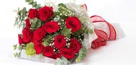 2. Букеты из роз
